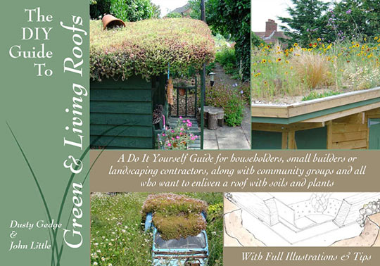 DIY Guide to Green and Living Roofs